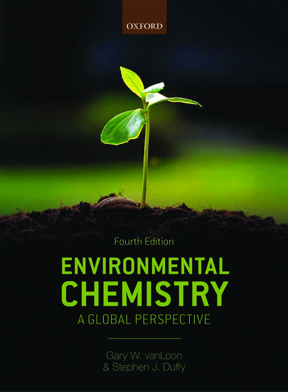 Environmental Chemistry Gary W Vanloon Stephen J Duffy Oxford