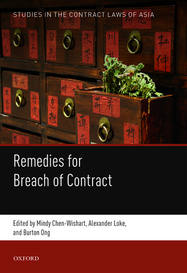 4 remedies for breach of contract