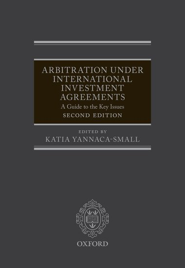 Arbitration Under International Investment Agreements  Katia