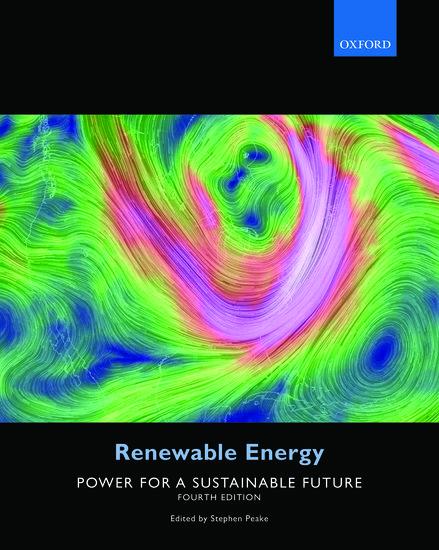 Renewable Energy Stephen Peake Oxford University Press