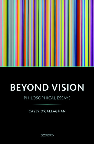 beyond vision casey o callaghan oxford university press