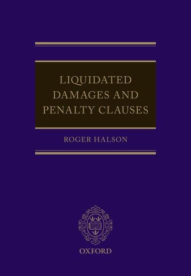 Liquidating damages definition law
