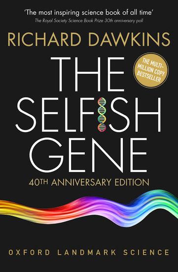 The Selfish Gene - Richard Dawkins - Oxford University Press