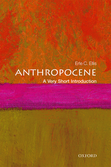A Very Short Introduction Anthropocene