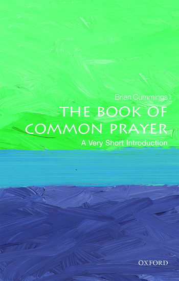 A Very Short introduction: The Book of Common Prayer Book Cover
