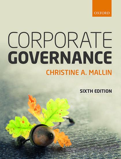 Corporate Governance 6e