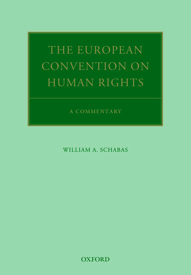 European Convention on Human Rights Act 2003