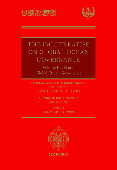 Sustainable Ocean Governance: A Geographical Perspective (Ocean Management and Policy Series)