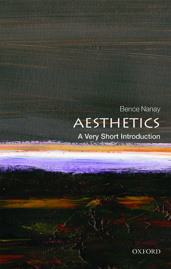 Aesthetics: A Very Short Introduction