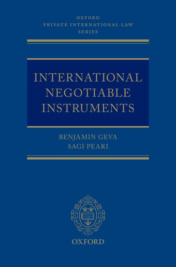 International Negotiable Instruments