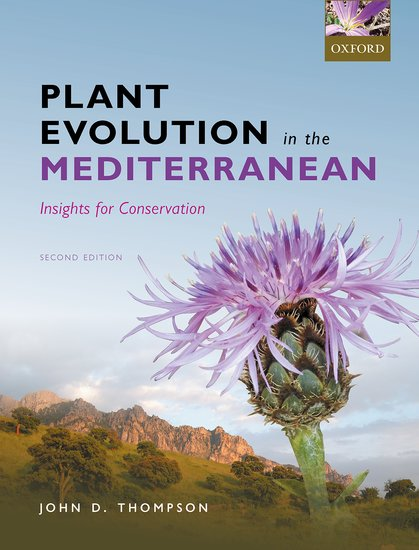 plant evol in the med cover