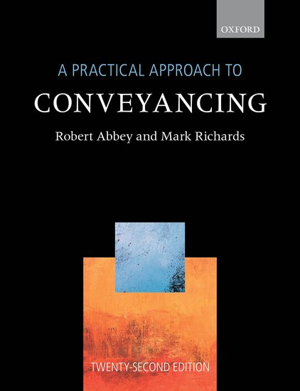to Conveyancing