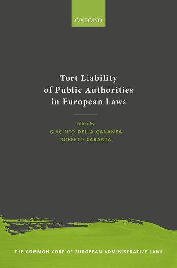 The Tort Liability of Public Authorities in European Law
