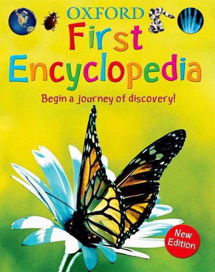 Oxford First Encyclopedia (2009)