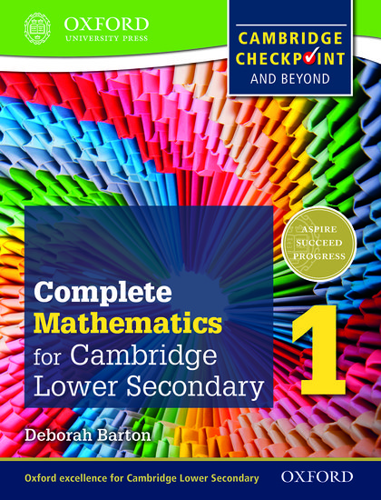 Complete Mathematics for Cambridge Secondary 1 Student Book 1