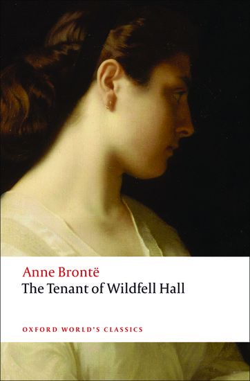 The Tenant of Wildfell Hall book cover