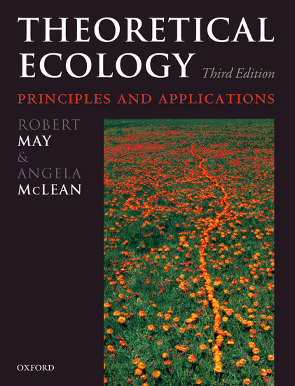 Theoretical ecology robert may angela mclean oxford university theoretical ecology robert may angela mclean oxford university press fandeluxe Image collections