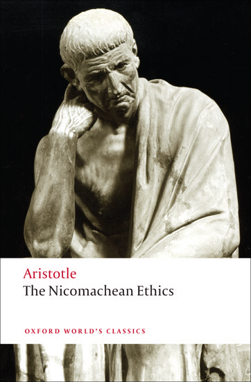 aristotle essay nicomachean ethics Aristotle devotes the first six books of his nicomachean ethics to a discussion of virtue in doing so he divides virtue into two different categories: moral virtue.