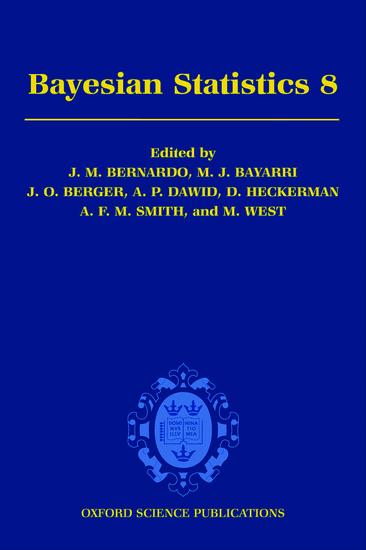 Bayesian Statistics 8