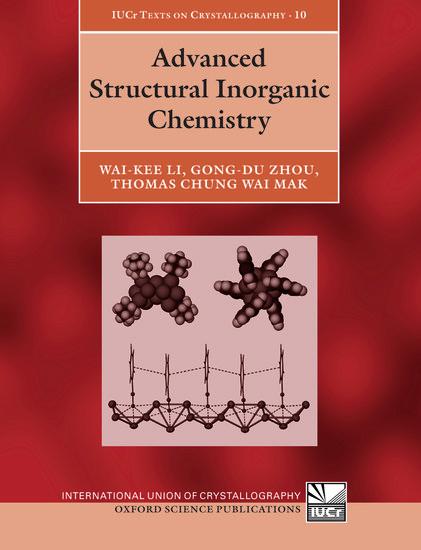 Inorganic Structural Chemistry