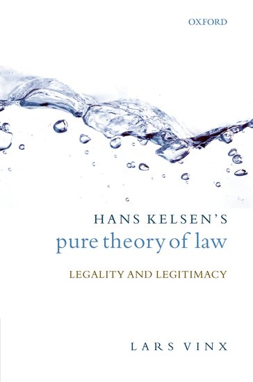 kelsen pure theory of law pdf