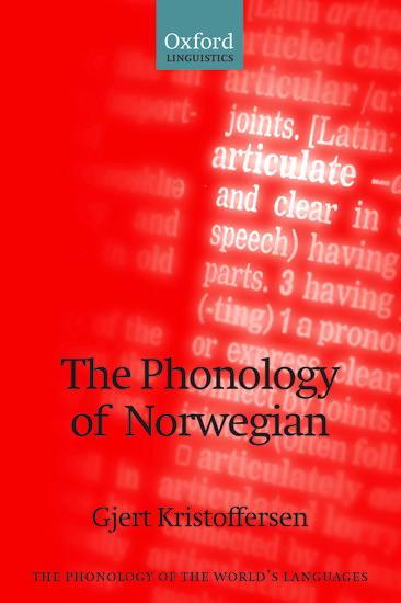 The Phonology of Norwegian