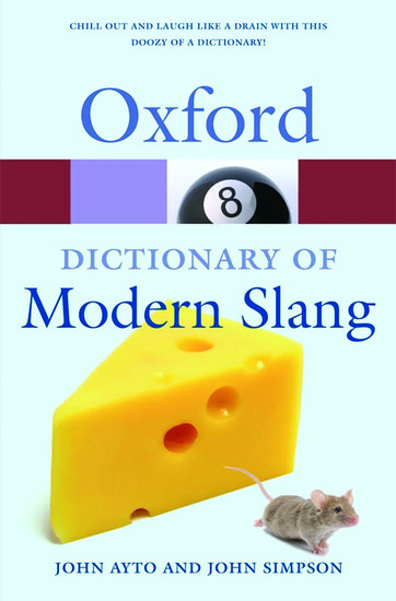 Amazon. Com: stone the crows: oxford dictionary of modern slang.