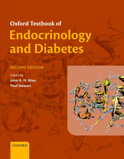 Oxford Textbook Of Endocrinology And Diabetes Hardback John A H
