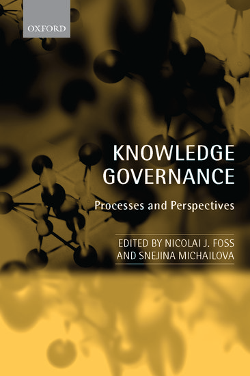 global governance literature review