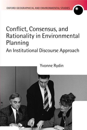 conflict consensus