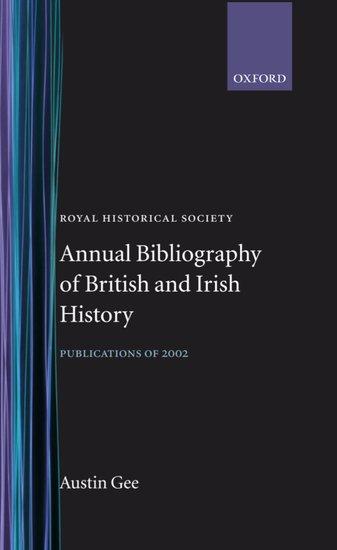 national dictionary of irish biography