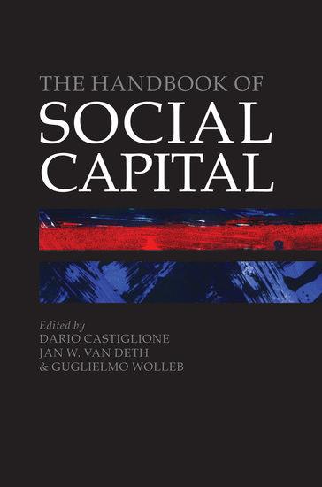 Elgar Companion to Social Capital and Health
