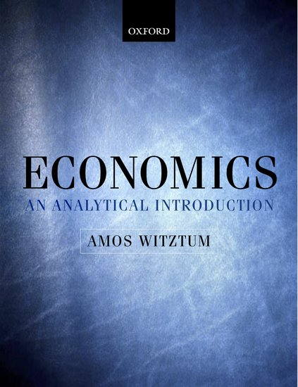 WITZTUM ECONOMICS EPUB DOWNLOAD