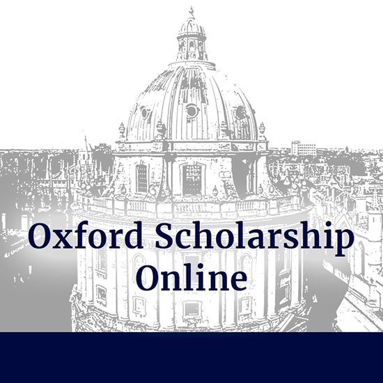 The Oxford Scholarship Online logo.