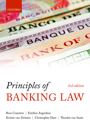 Principles of banking law sir ross cranston emilios avgouleas principles of banking law sir ross cranston emilios avgouleas kristin van zwieten christopher hare theodor van sante oxford university press fandeluxe Images