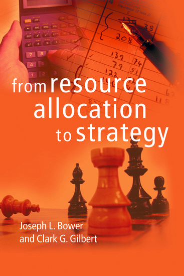 From Resource Allocation to Strategy, Academic Paperback - 9780199277452