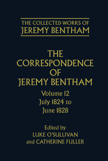 an examination of the philosophy of jeremy bentham An examination of eugenic thinking past and present jeremy bentham (a philosophy infamously abused by the victorians.