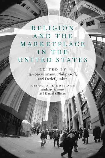 Religion in the Marketplace cover