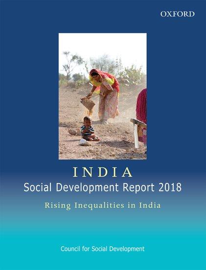 India Social Development Report 2018
