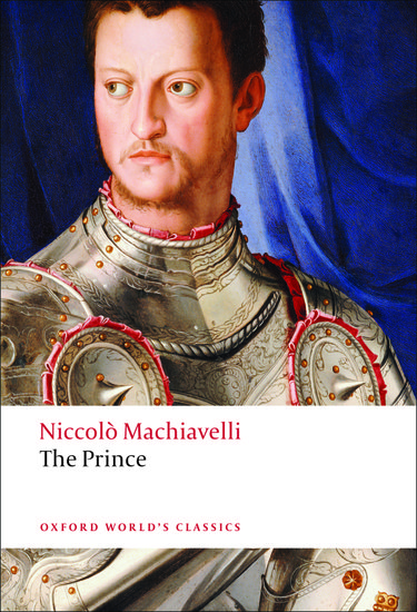 an analysis of a novel the prince by niccolo machiavelli