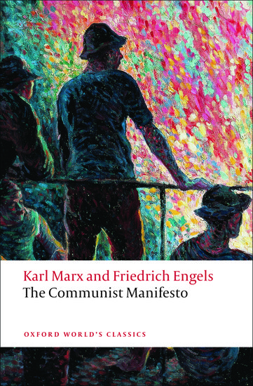 a review of the communist manifesto by karl marx If you enjoyed the communist manifesto, you might like marx's capital, also available in penguin classics  karl marx and friedrich engels' the communist manifesto is edited with an  user review - darthdeverell - wwwlibrarything com.