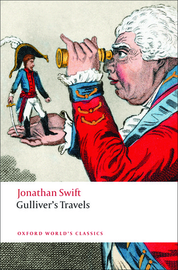 """jonathans swifts gullivers travels essay Below you will find four outstanding thesis statements for """"gulliver's travels"""" by jonathan swift that can be used as essay starters or paper topics."""