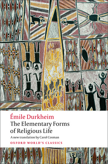 elementary forms of religious life essay Similar items on durkheim's elementary forms of religious life [electronic resource] / published: (1998) on durkheim's elementary forms of religious life.