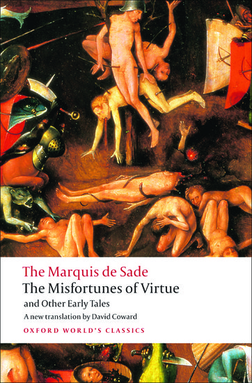 The Misfortunes of Virtue and Other Early Tales - Marquis