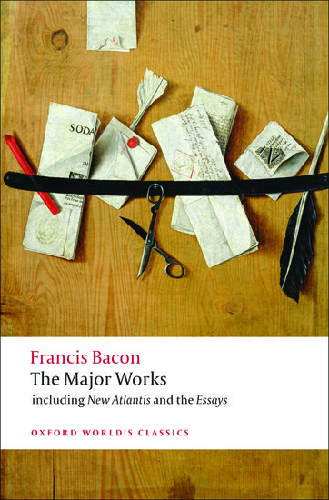 Francis bacon's the new atlantis new interdisciplinary essays