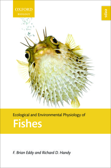 Ecological and environmental physiology of fish for Book with fish on cover