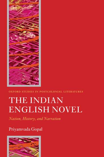 The Indian English Novel