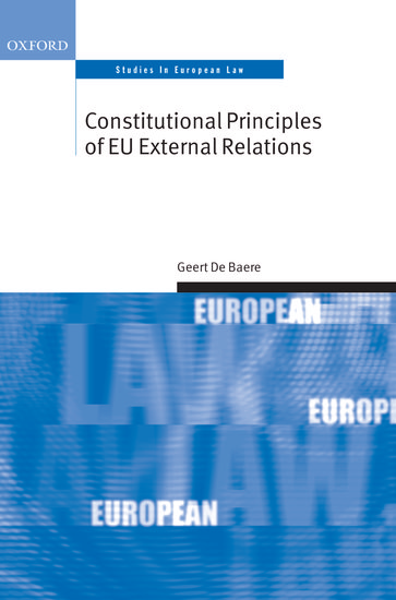 the principle of mutual recognition The principle of mutual recognition in cooperation in criminal matters thoroughly analyses on of the essential principles in eu criminal law it deals with the european arrest warrant, the framework decision on freezing, the framework decision on financial penalties and the framework decision on confiscation and their implementation in the nordic member states.