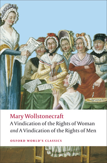 wollstonecraft a vindication of womens rights