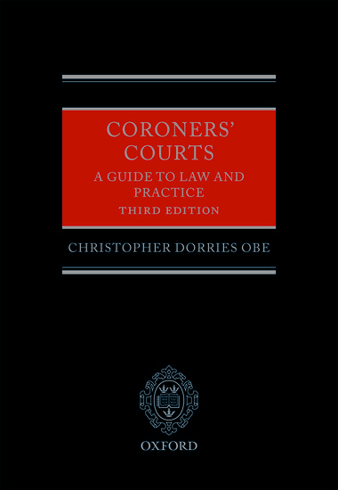 coroners and justice act